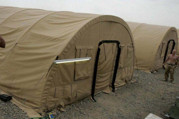 askeri çadır